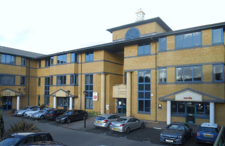 Second Floor, Jordan House West, Hall Court, Telford