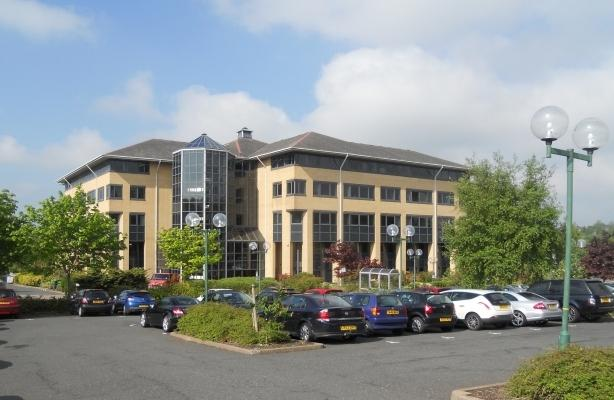 Modern Office Suites, Grosvenor House, Central Park, Telford