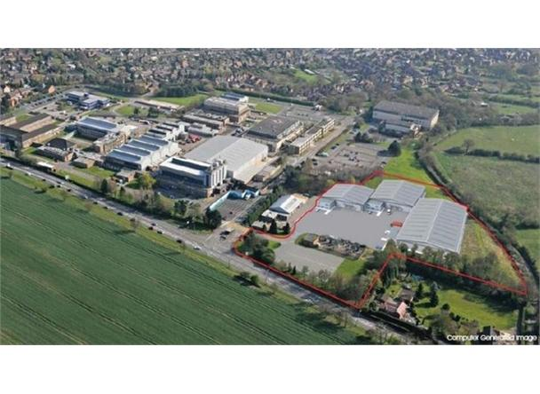 Bretby Business Park, Burton-On-Trent