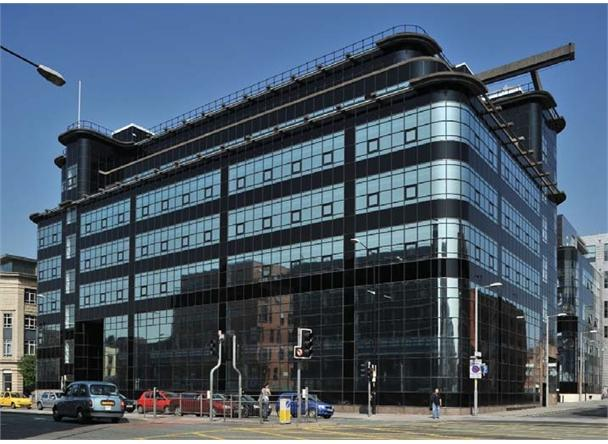 Express Building, Great Ancoats Street, Manchester