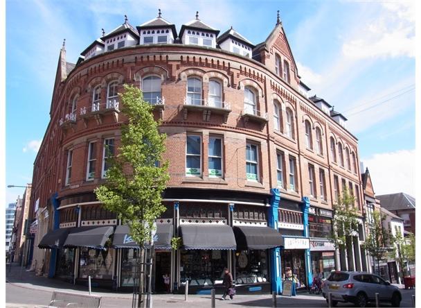 Heathcote Buildings, Nottingham