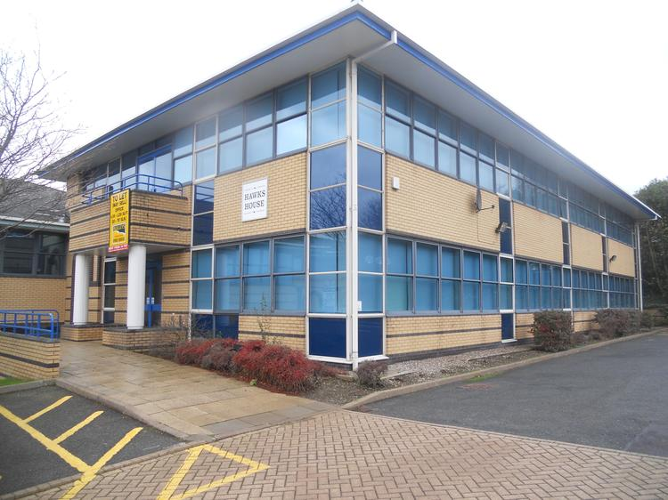 Ground Floor, Hawk House, 4 Hawksworth Road, Telford