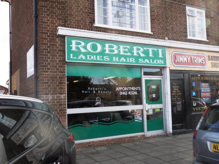 Prominent Retail Unit 142a Cambridge Road Hitchin - UNDER OFFER