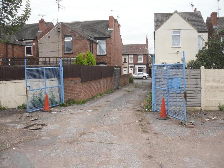 Land off Yorke Street/Blake Street, Mansfield Woodhouse