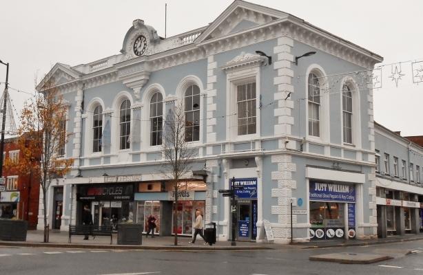 The Old Ballroom, The Square, Newport, Shropshire
