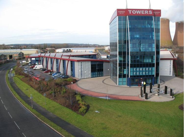 1st & 2nd Floor Offices, Towers Point, Towers Business Park, Rugeley