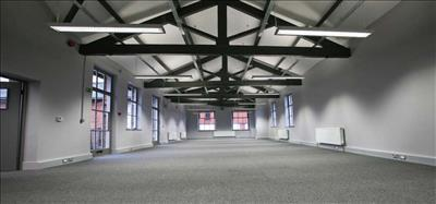 TO LET A 'LOFT STYLE' FULLY REFURBISHED OFFICE. Studio One, Rylands Street, Warrington, Cheshire