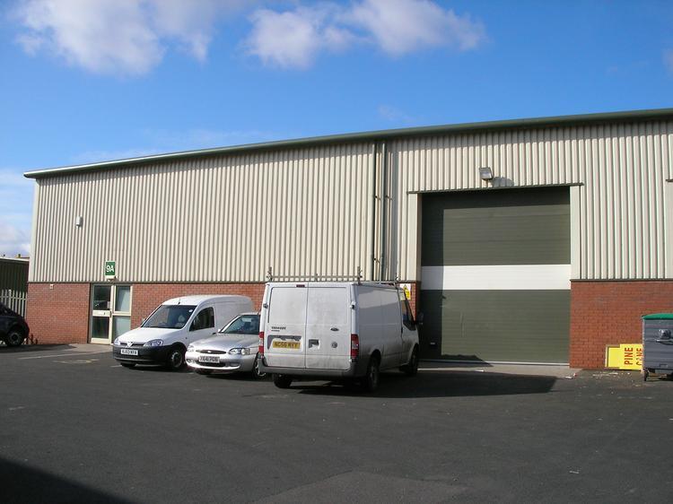 Unit 9a Watling Street Business Park, Cannock