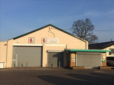 Unit 2 Woodfield Business Units, Kidderminster Road, Droitwich