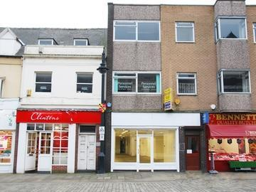 LARGE GROUND FLOOR SHOP WITH PARKING