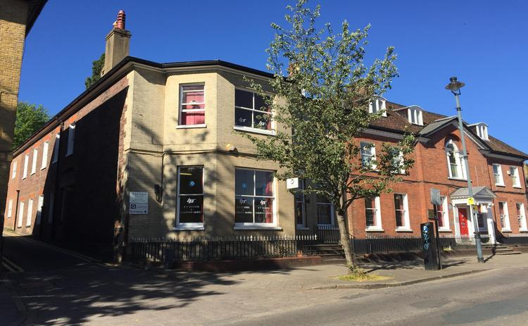 **UNDER OFFER** Suite C, The Red & White House, 111-113 High Street, Berkhamsted