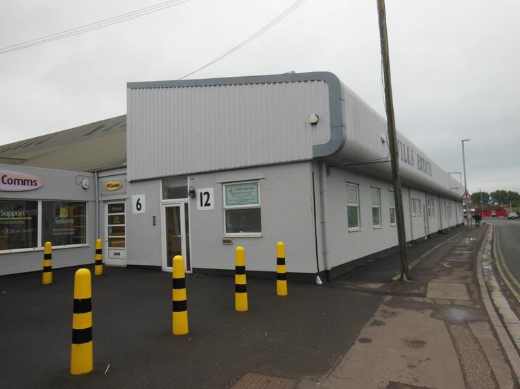 Office/Industrial Unit to Let