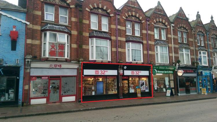 128 Sidwell Street, EXETER