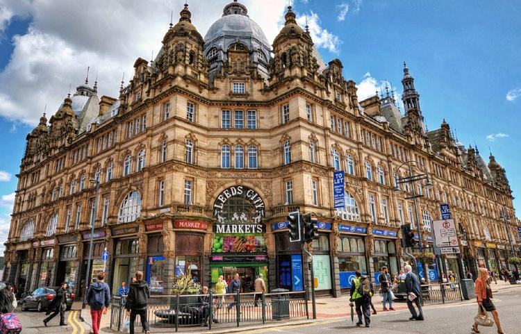 The Leeming Building, Leeds