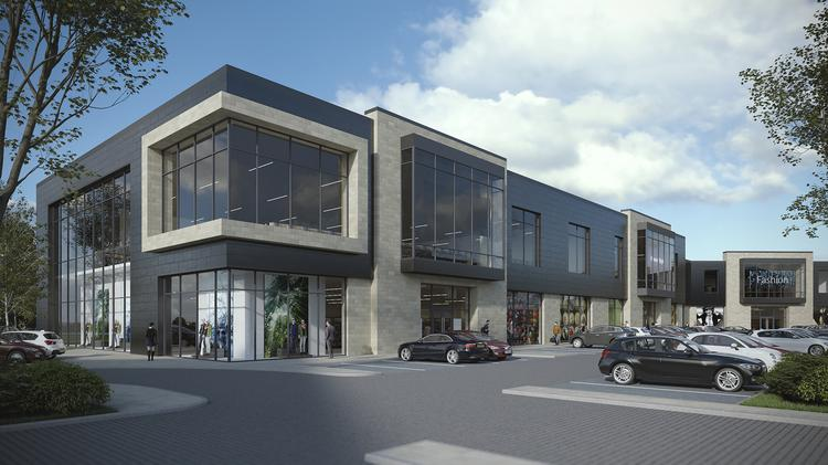 Keighley Retail Property Development