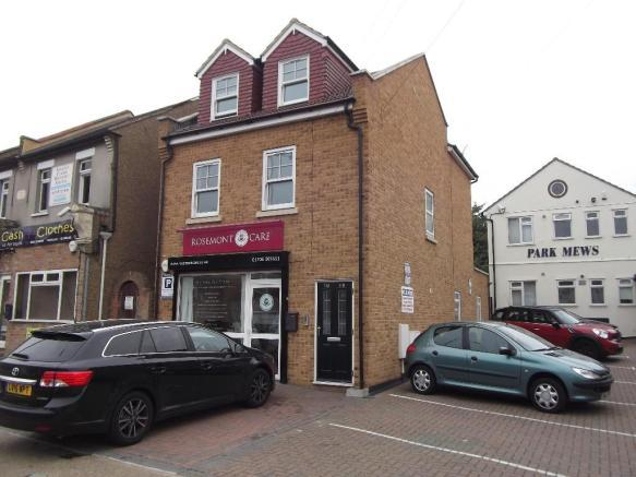 HORNCHURCH- OFFICES FOR SALE /TO LET