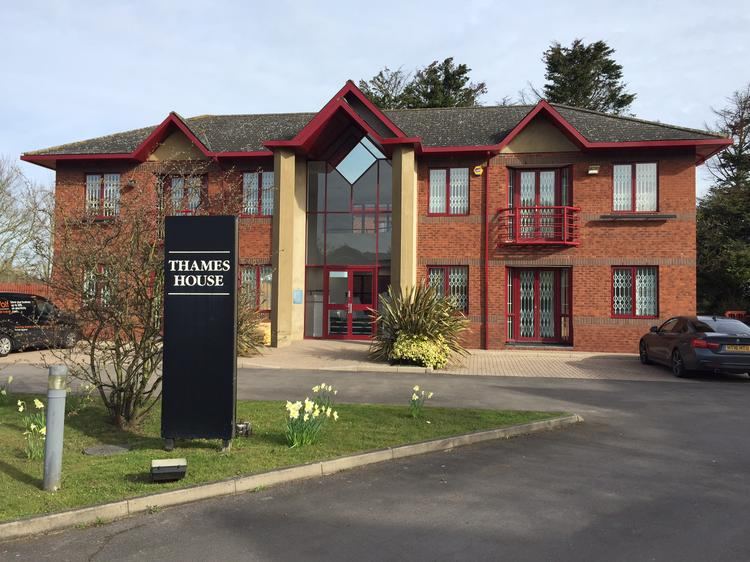 Tenure: Under Offer, Size: 6261 Sq Ft, Available, Thames House, Waterside Drive, Langley (UNDER OFFER)