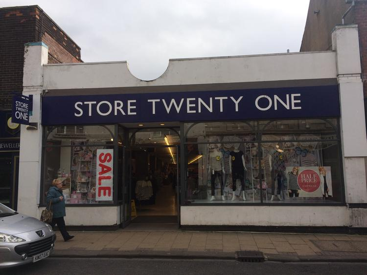 HIGH STREET OPPORTUNITY, 17 Ropergate, Pontefract, West Yorkshire