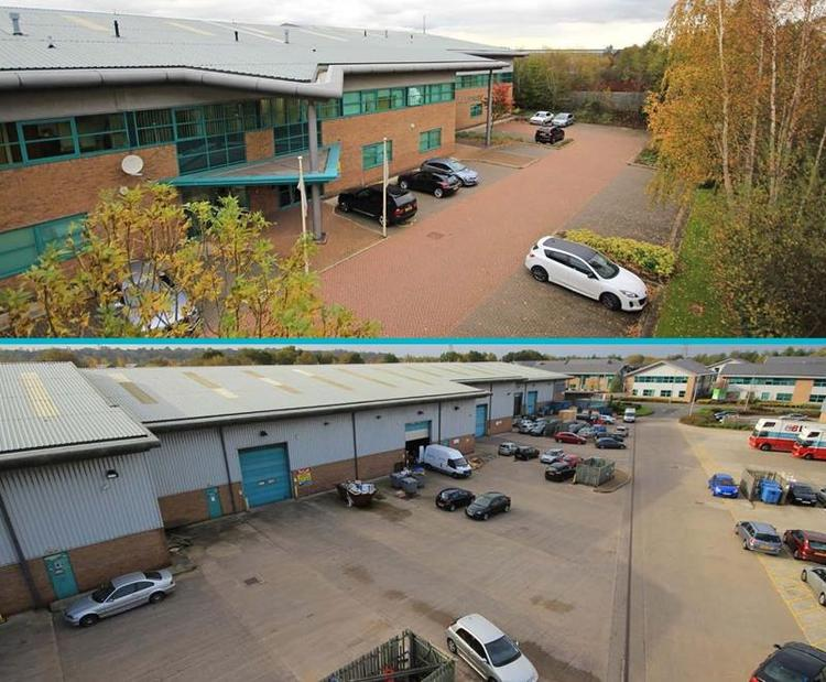 TO LET WAREHOUSE/INDUSTRIAL UNIT WITH HIGH QUALITY OFFICES. Unit A4, Altrincham Business Park, Stuart Road, Broadheath, Altrincham, Cheshire