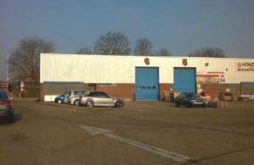 Unit 6, Crayside Industrial Estate, Crayford, Kent