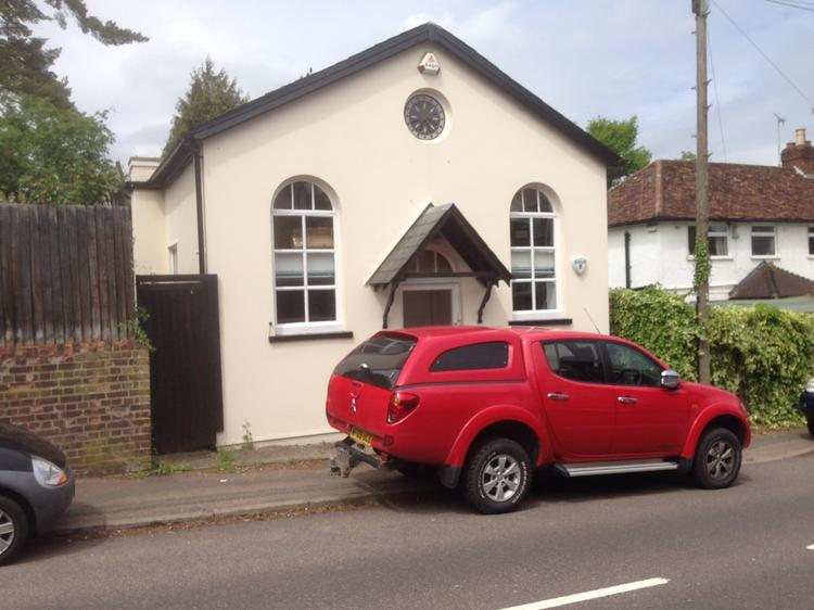 UNDER OFFER -The Old Chapel, 48 The Hill, Wheathampstead