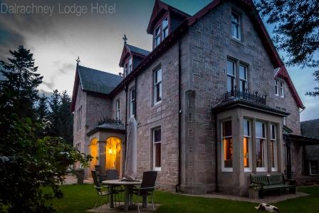 A superb Edwardian Highland Country House Hotel located within the Cairngorms National Park