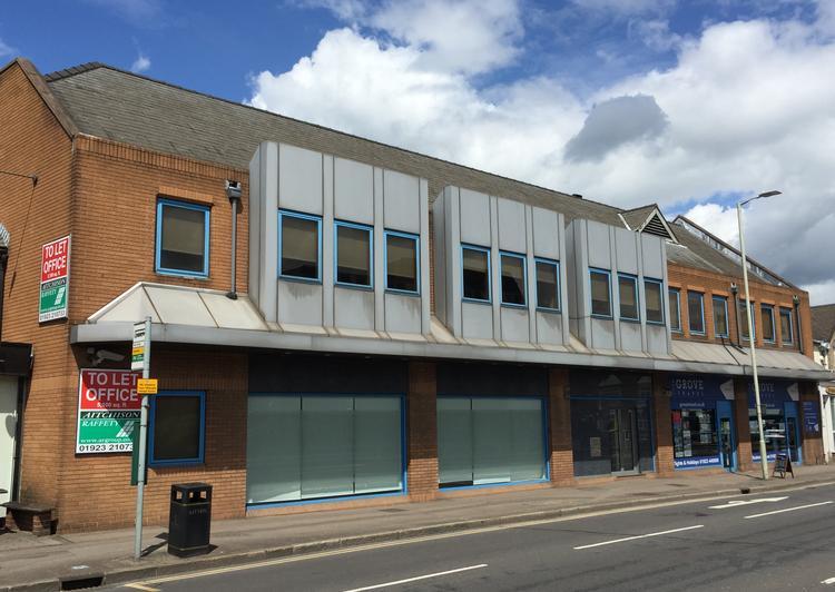81-89 St Albans Road, Watford