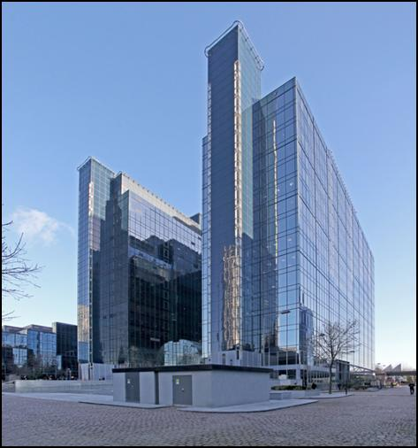 Exchange Tower, London E14