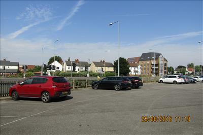 Rainsford Lodge Car Park, Rainsford Road, Chelmsford
