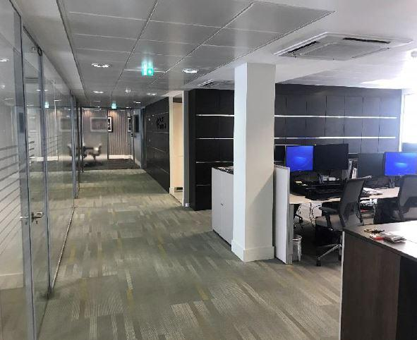 2,609 sq ft Office to Let - Price on Application