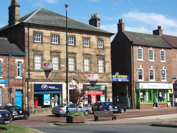 1st Floor Offices - 84 High Street, Northallerton