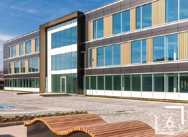 83,208 Sq ft Office - To Let