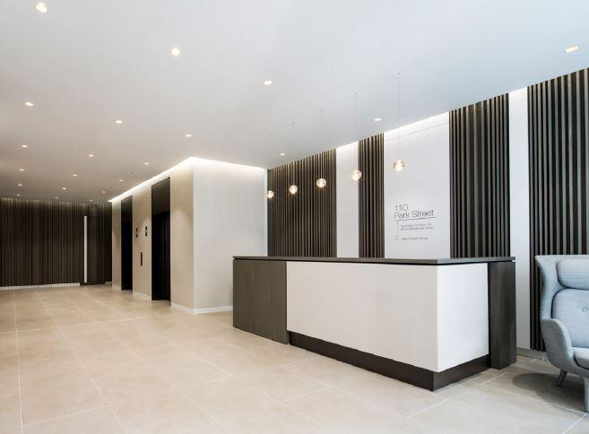 110 Part Street - Mayfair Offices To Let
