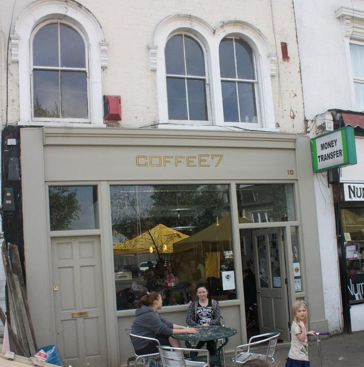 FOREST GATE - ESTABLISHED COFFEE SHOP/CAFE BUSINESS - LEASE AND BUSINED TO LET /FREEHOLD FOR SALE