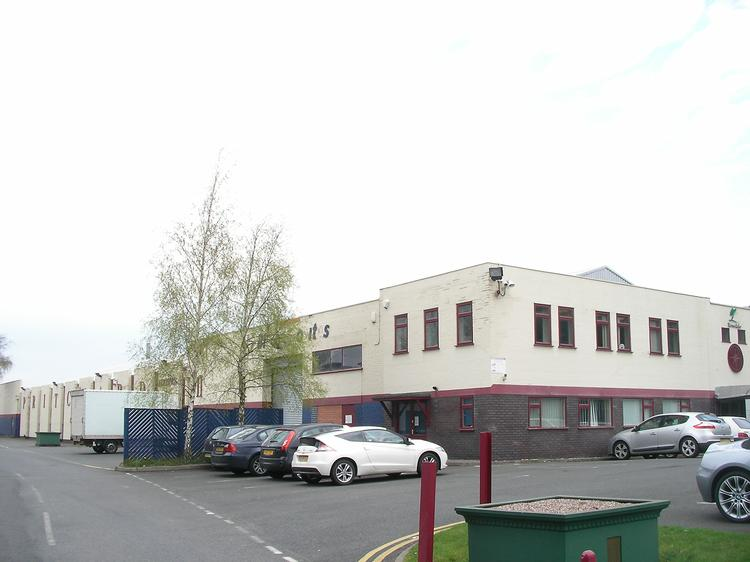 Units 2 & 3 Vantage House, Virage Park, Walsall Road, Cannock