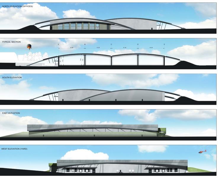 Brand New Warehouse, Kemble Enterprise Park, Kemble, CIRENCESTER
