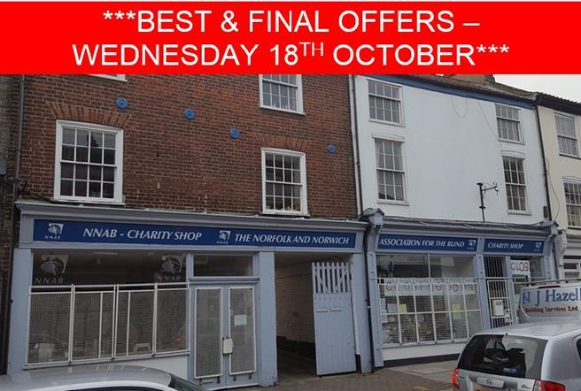 General Retail, Other, Other, Retail, Other Property Types & Opportunities, Development Opportunity, Investment Opportunity, Under Offer, For Sale Freehold, Available, 136-140 Magdalen Street, Norwich