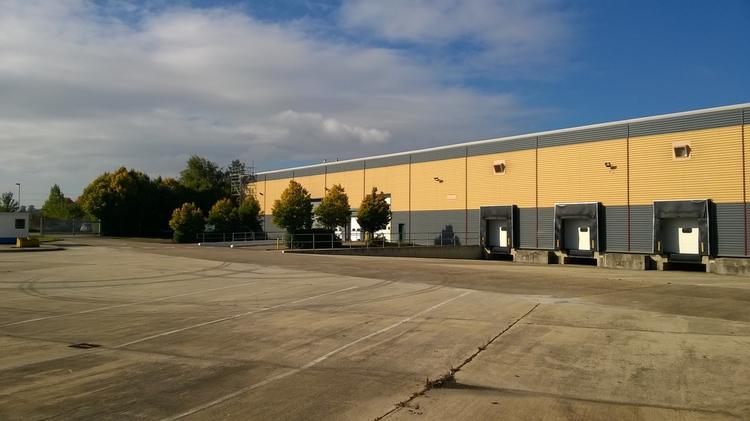 Distribution Warehouse, General Industrial, Distribution Warehouse, Industrial, To Let, Available, Centinal 64, One Aylesford Way, Thatcham