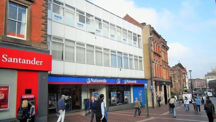 64-70 St Peters Street, Derby