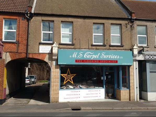 Castle Mews Shop A & B 83 High Street, Hadleigh, Benfleet