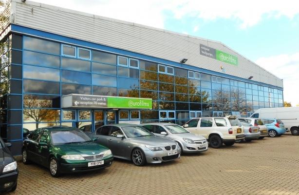 Eurofilms Offices, Horton Park Industrial Estate, Hortonwood 7, Telford