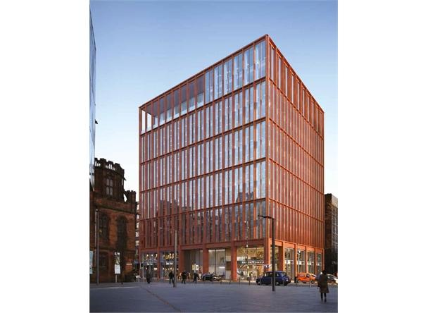 Eight Floor, 125 Deansgate, Manchester