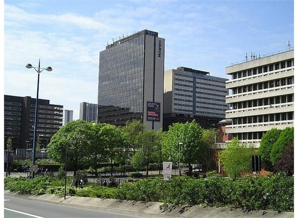 McLaren Building, Birmingham
