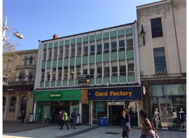 90a Queen Street, Cardiff