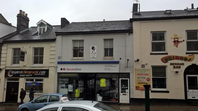 27 Prince Of Wales Road, Norwich