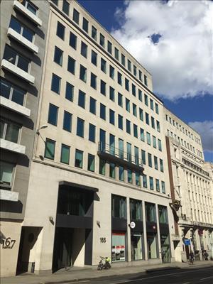 165 Fleet Street, London