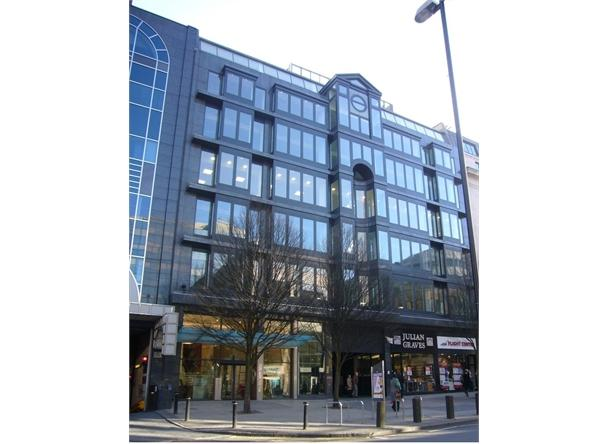 Ten Colmore Row, Birmingham
