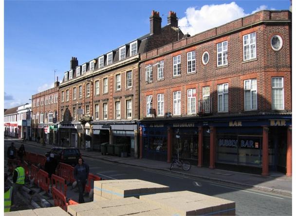 9 Park End Street, Oxford