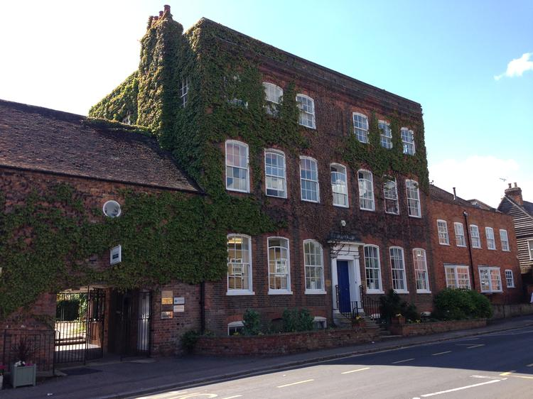 UNDER OFFER - Second Floor Office, The Priory, High Street, Redbourn