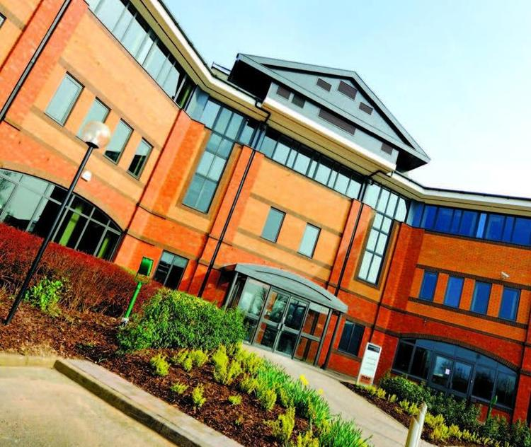Gawsworth House, Crewe Business Park, Westmere Drive, Crewe, Cheshire